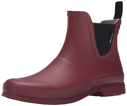 Burgundy Classic Eva Tretorn Boot Women's Rubber CwgEXzqE