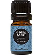 Juniper Berry (100% Pure, Undiluted Therapeutic/Best Grade) Premium Aromatherapy Oils by Edens Garden- 10 ml