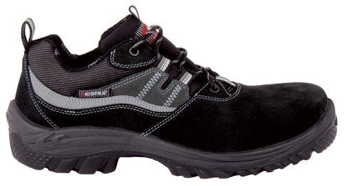 """Cofra 63460–000.w43S1P SRC Taglia 43""""Mainz"""" sicurezza scarpe, colore: nero"""