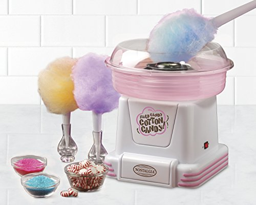082677213068 - Nostalgia PCM805 Hard & Sugar-Free Candy Cotton Candy Maker carousel main 2