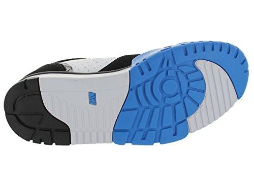 Aire Trainer 1 Low St blanco / negro / lt Pht Bl / wlf Gry 8.5 Zapatillas de entrenamiento con nosot Blanco - blanco