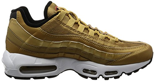 University 844874 Red Sportive Uomo 001 Gold Nike Metallic Scarpe Rq00w