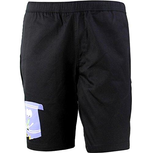 HUF x South Park Towelie Easy Short (black) (South Park Towelie)