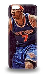 Iphone 6 Plus 3D PC Soft Case Cover Slim Fit Tpu Protector Shock Absorbent 3D PC Soft Case NBA New York Knickerbockers Carmelo Anthony #7 ( Custom Picture iPhone 6, iPhone 6 PLUS, iPhone 5, iPhone 5S, iPhone 5C, iPhone 4, iPhone 4S,Galaxy S6,Galaxy S5,Galaxy S4,Galaxy S3,Note 3,iPad Mini-Mini 2,iPad Air )