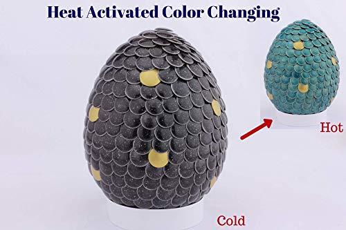 (Gender Reveal Dragon Egg Color Change Black)