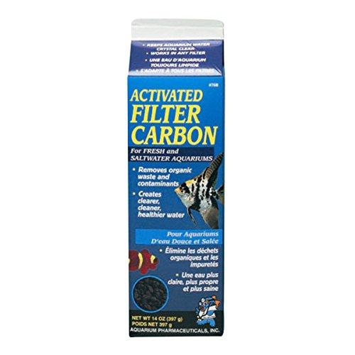 Aquarium Pharmaceuticals Inc Activated Filter Carbon (Aquarium Pharmaceuticals Inc)