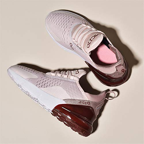 Violetto Ginnastica Sneakers a Corsa Da All'aperto Interior Air Scarpe Donna Sportivo 46eu Casual 36 Uomo O5Cx4