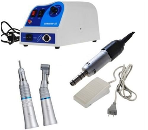 Marathon Micro motor N8 S03 With Straight&Contra Angle Hand Tool kit Electric Motors from East Dental