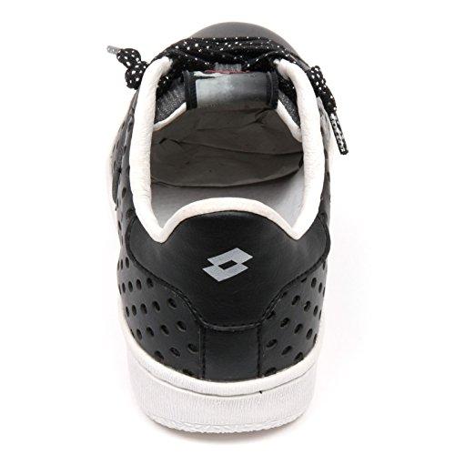 Shoe Nero Autograph Donna C7692 Argento Nero Lotto Woman Sneaker Leggenda qn40wCWf