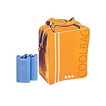 EZetil Bolsa Nevera Keep Cool Holiday{17} en Amarillo con{2 ...