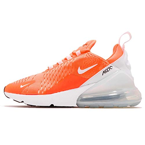 White Total Orange 270 Black de Femme Max 800 Chaussures NIKE W Compétition Running Air Multicolore qxUn77wv