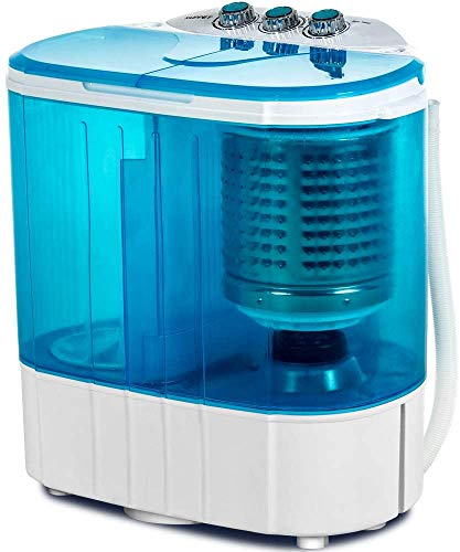 Portable Washing Machine Spin