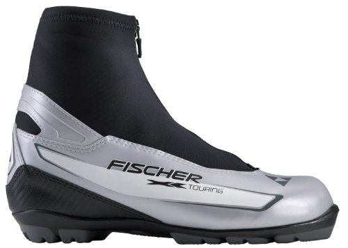 Fischer Langlaufschuhe XC Touring - Botas de esquí de fondo, color negro, talla 47 negro
