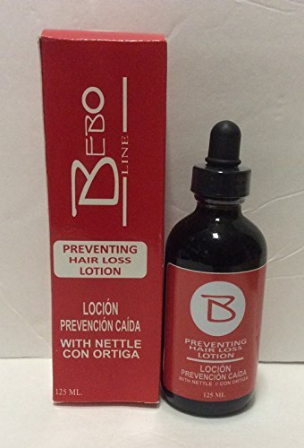 El Bebo Energizing Anti-hair Loss Lotion with Netlle by Bebo