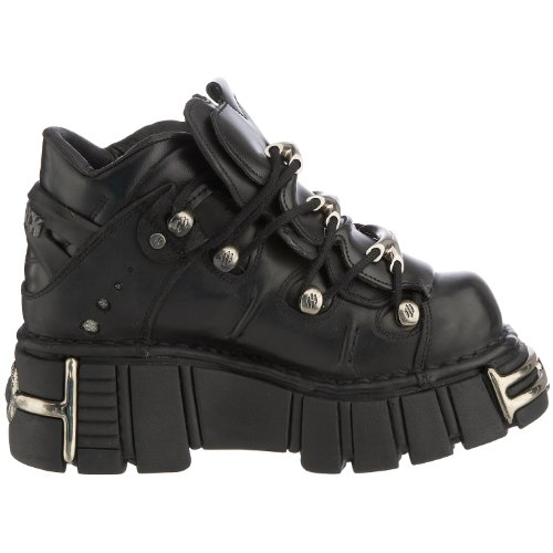 New Black Boots 106 M Mens S1 Leather Rock Tower xPSxrwqH