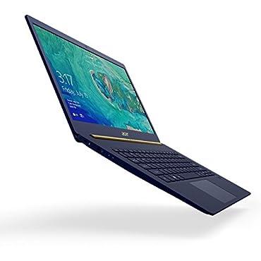 Acer Swift 5, 14 Full HD Touch, 8th Gen Intel Core i7-8550U, 16GB LPDDR3, 512GB SSD, Windows 10, SF514-52T-82WQ