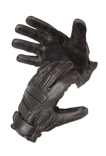 Hatch Cowhide Gloves - Hatch LR25 Reactor Glove, Black, Medium