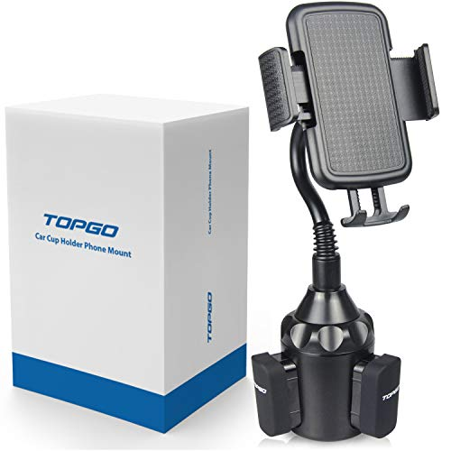 TOPGO [Upgraded] Cup Holder Phon...