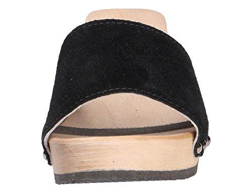 Softclox Women's Clogs Black lGl8IXJUCj