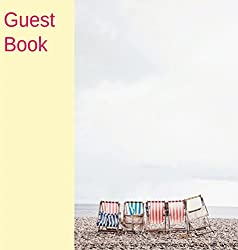 Guest Book: Guest Book, Air BNB Book, Visitors Book, Holiday Home, Comments Book, Holiday Cottage, Rental, Vacation Guest Book