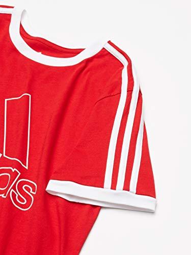 adidas Boys' Bos Ringer Tee 4