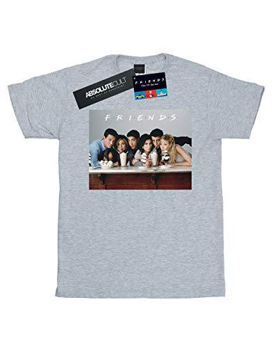 Group Petit Femme Milkshakes Fit Sport Photo shirt T Absolute Gris Cult Friends Ami wTYqxnHUt