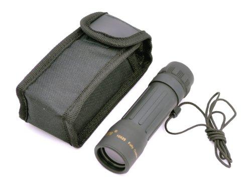 Hammers 10X25 Small Mini Monocular Spotting Scope Multi-Coat