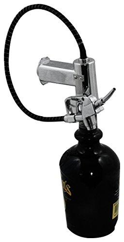 Bastante Odd Novelties Gas/dispensador de bomba de combustible Botella de Licor (o vino), transparente