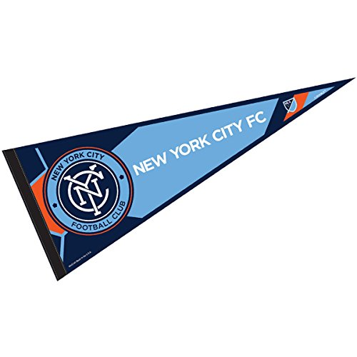 Wincraft New York City Football Club Pennant and 12