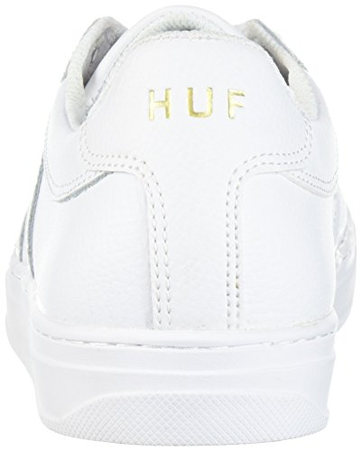 newest 6e7c9 be7f8 ... HUF Herren Soto Performance Fokus Skate Schuh Weiß ...