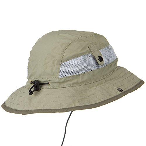 58287547929 GOOD CHOICE UV 50+ Side Snap Talson Sun Bucket Hat L-XL