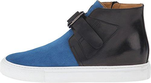 MM6 Maison Margiela Women's Harness High Top Sneaker Black/Blue iPrN1