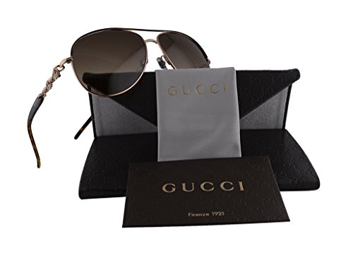 Gucci GG 4239/N/S Shiny Brown w/Brown Gradient - 4239 Gucci Sunglasses S