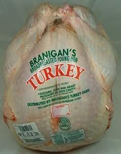 Branigan's Woodland California Thanksgiving Free Range Turkey 18 to 20 Pound with Brining Kit