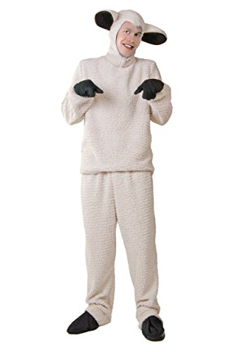 Adult Sheep Costume (Standard) -