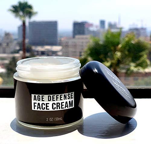 41D25TzfQQL - RUGGED & DAPPER Face Cream for Men, Anti-Aging Day and Night Cream, 2 Oz