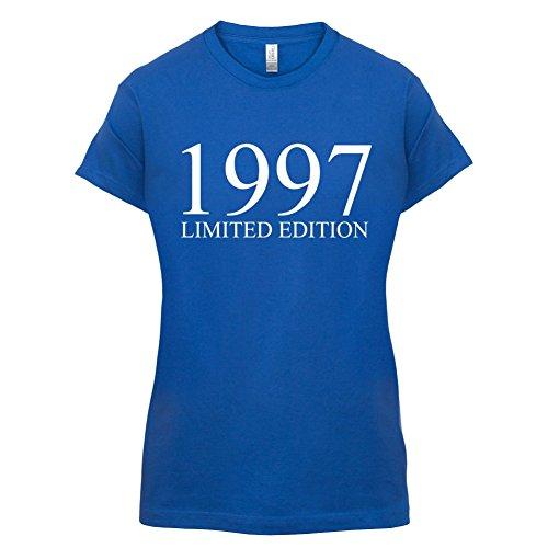 1997 Limierte Auflage / Limited Edition - 20. Geburtstag - Damen T-Shirt - Royalblau - M