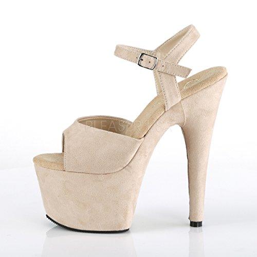 Womens ADORE BEFS Pleaser M Sandals 709FS 6Zwn5fdqn
