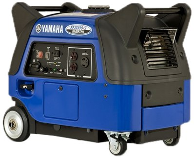 Yamaha EF3000iS Starting Portable Inverter