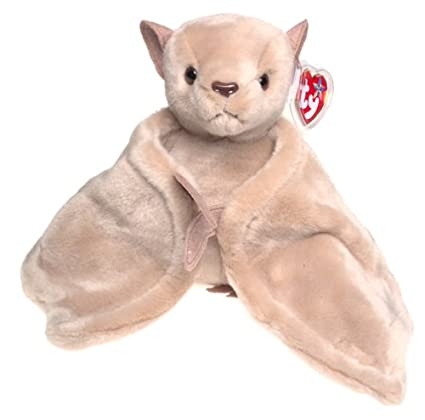 16ded8519fe Amazon.com  TY Beanie Baby - BATTY the Bat (Brown Version)  Office ...