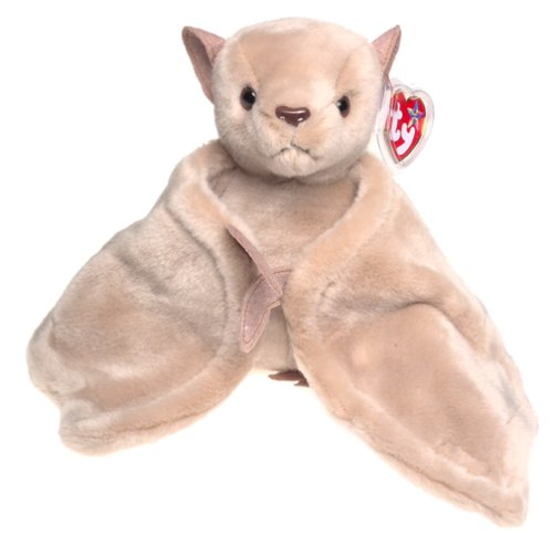 Amazon.com  TY Beanie Baby - BATTY the Bat (Brown Version)  Office Products 7b42d2bf8