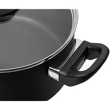 AmazonBasics 15-Piece Non-Stick Cookware Set 9