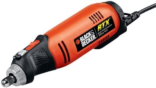 3. Black+Decker RTX-6 2 Amp 3-Speed Rotary Tool