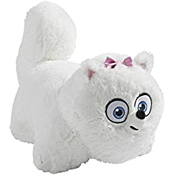 "Pillow Pets NBC Universal Secret Life of Pets 2, Gidget, 16"" Stuffed Animal Plush Toy"