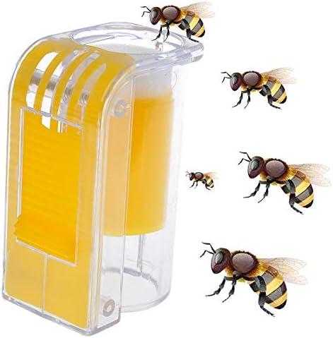 Queen Marker Plastic Cage Clip Bee Catcher Beekeeper Beekeeping Tools Equipment