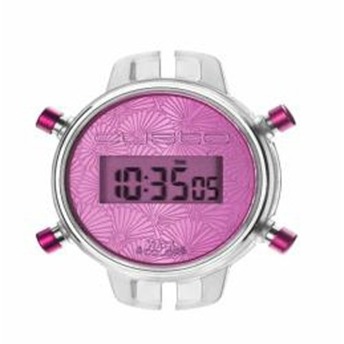 Reloj Watx Custo Rwa1030 Unisex Rosa