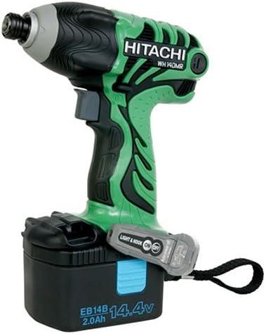 Hitachi WH14DMR 14.4-Volt Ni-Cad Cordless Impact Driver