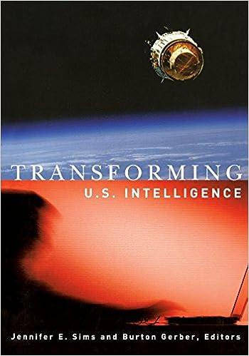 Read online Transforming U.S. Intelligence PDF