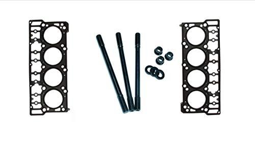 Custom ARP Head Studs & Cylinder Head Gaskets For 2008-2010 Ford 6 4L F250  F350 F450 F550 Powerstroke Diesel - Bundle