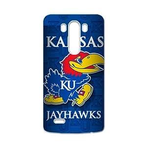 Kansas Jayhawks Brand New And Custom Hard Case Cover Protector For LG G3